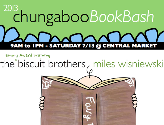 Chungaboo BookBash